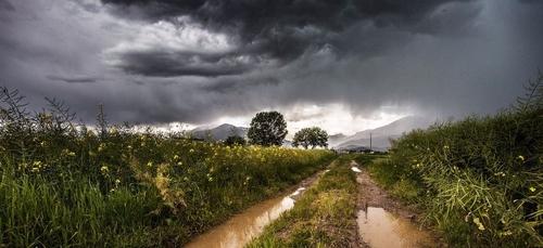 Météo du week-end : beaucoup de pluie et de la douceur