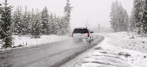Météo du week-end : un temps froid et de la neige