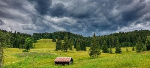 Météo du week-end : un temps instable avec beaucoup de pluie et du...