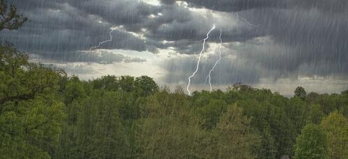 Météo du week-end : un temps très perturbé avec beaucoup de pluie