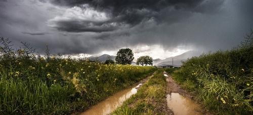 Météo du week-end : de la pluie et très peu de soleil