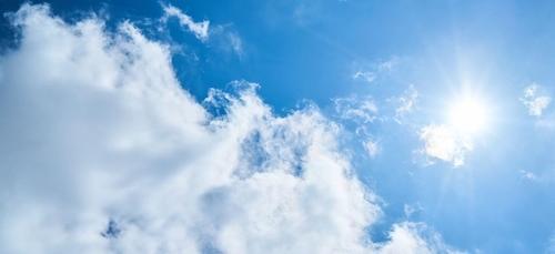 Météo du week-end : le beau temps s'installe enfin !