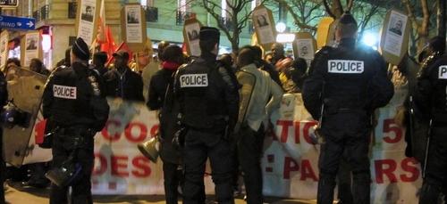 """Manifestations : les """"nasses"""", jugées illégales par le Conseil d'Etat"""