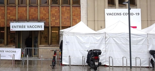 Vaccination : moins d'attente entre 2 injections