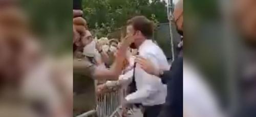 """Le """"gifleur"""" d'Emmanuel Macron fait appel"""