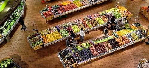 """Des centaines de tonnes de légumes espagnols """"francisé"""" par un..."""