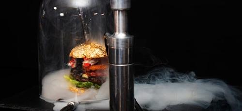Voici le burger le plus cher du monde, vendu à 5.000 euros (photos)