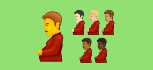 """Un emoji """"homme enceint"""" débarque dans les smartphones"""