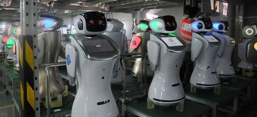 Top 3 des robots étonnants