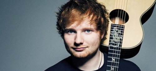 Ed Sheeran propose de gagner un cours de guitare avec lui !