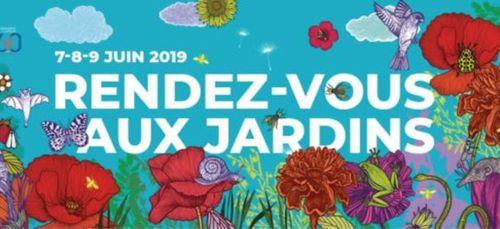 Rendez-vous aux Jardins 8 et 9 juin 2019, au château de Mascaraàs à...
