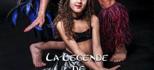 LA LEGENDE DE MANUHERE, samedi 6 juillet au Théâtre Alexis Peyret...