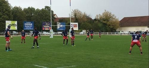 Le Stade Dijonnais affronte Tarbes à la maison