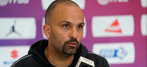 TJ Parker de l'ASVEL : « Dijon est une équipe qui joue très bien »