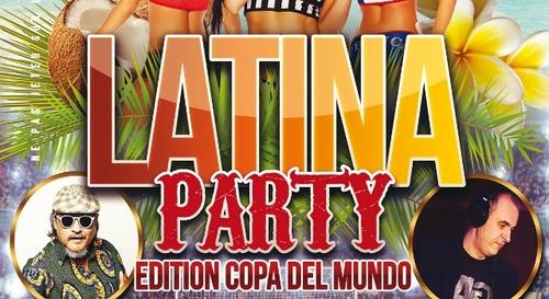 A GAGNER : Votre table VIP pour la Latina Party à l'Ile à Etampes