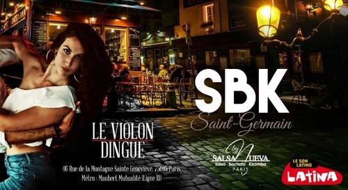 A GAGNER : Vos invitations pour la soirée SBK au Violon Dingue !