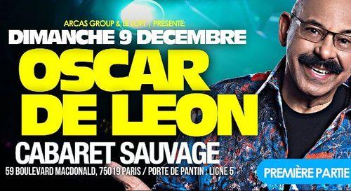A GAGNER : Vos places pour le concert d'Oscar De Leon à Paris !