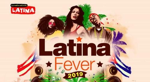 Gagnez la nouvelle compilation Latina Fever 2019 !