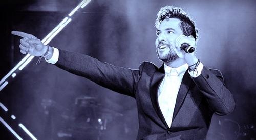 Latino Show : Gagnez vos places pour le concert de David Bisbal à...