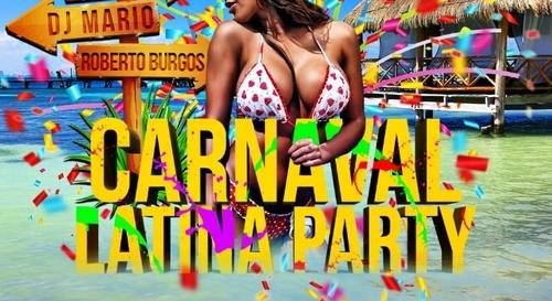 Gagnez votre table VIP au Romeo pour la soirée Carnaval Latina Party !