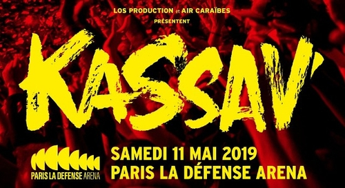 Le Mois Caliente : Kassav' en concert à la Paris La Défense Arena !