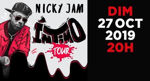 Cocotier de l'à‰té : Gagnez vos places pour le concert de Nicky Jam !