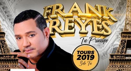 A GAGNER : Frank Reyes en concert au Brasil Tropical !