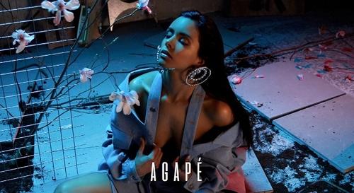 """Gagnez """"Agapé"""", le nouvel album de Shy'm !"""
