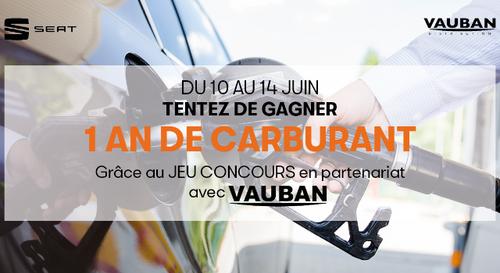 Cocotier de l'à‰té : Gagnez un an de carburant avec le Groupe Vauban !