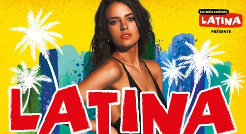 Gagnez la nouvelle compilation Latina Hits 2019 !