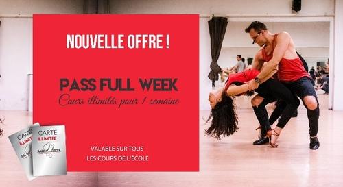 """Gagnez vos pass """"Full Week"""" pour danser chez SalsaNueva !"""