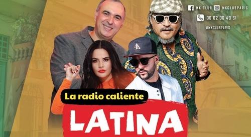 Gagnez votre table VIP pour la Latina Party au MK Club !
