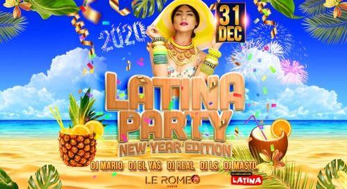 Gagnez votre table VIP au Roméo Club pour la Latina Party du nouvel...