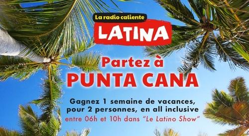 Latino Show : Gagnez votre séjour à Punta Cana en formule All...