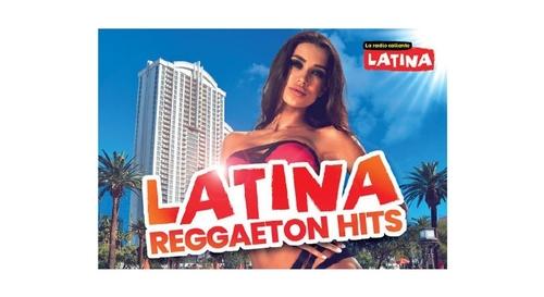 "Gagnez la nouvelle compilation ""Latina Reggaeton Hits"" !"