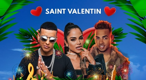 Gagnez vos places pour les concerts de Daddy Yankee, Natti Natasha...