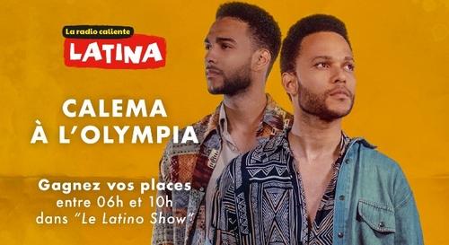 Gagnez vos places pour le concert de Calema à l'Olympia !