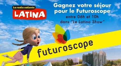 Gagnez votre séjour au Futuroscope pour 4 personnes !