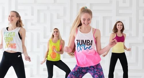 Gagnez votre cours privé de Zumba avec Magic Form !