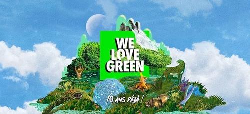 We Love Green : le festival reporté à septembre