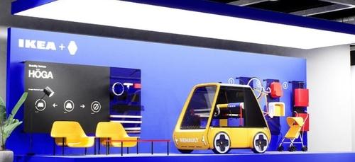 Ikea dévoile les premières images de sa voiture électrique à monter...