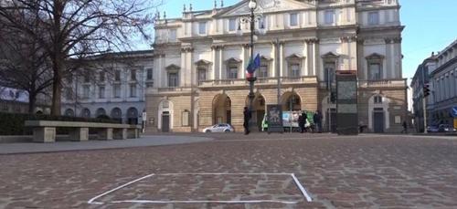 Italie : une oeuvre invisible vendue 15 000 € aux enchères