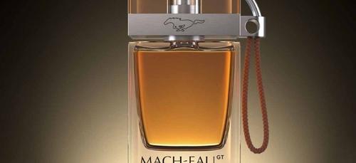 Le constructeur automobile Ford dévoile un parfum à l'odeur......
