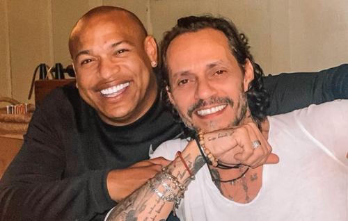 Gente de Zona : leur belle déclaration pour leur ami Marc Anthony