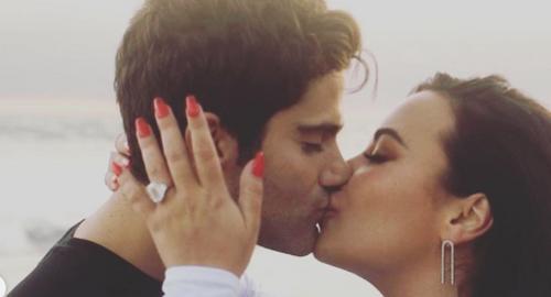 Demi Lovato : le prix exorbitant de sa bague de fiançailles dévoilé