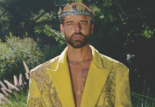 Ricky Martin se confie sur sa carrière pendant l'épidémie de...
