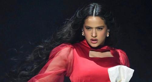 Rosalía star du prochain défilé de la marque de lingerie signée...