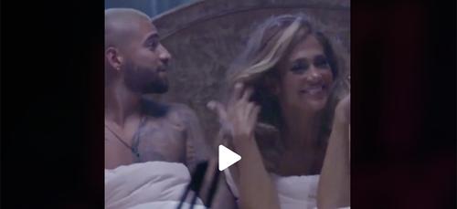 Jennifer Lopez annonce l'arrivée de deux chansons avec Maluma (vidéo)