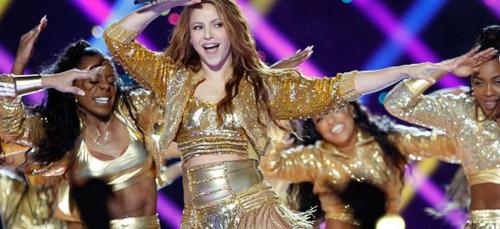 Shakira explose un nouveau record mondial