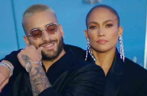 American Music Awards : Jennifer Lopez et Maluma se produiront...